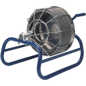 Csőspirálos duguláselhárító gép
